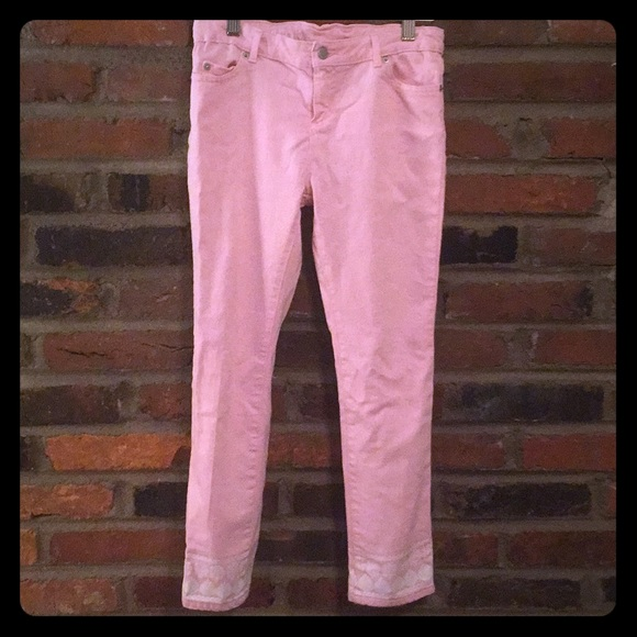 Vineyard Vines Other - Light Pink Girls Saylor Jeans